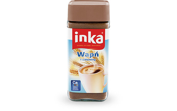 Calcium and Vitamin Inka